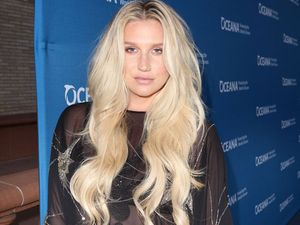 Kesha's award acceptance draws tears over abuse saga