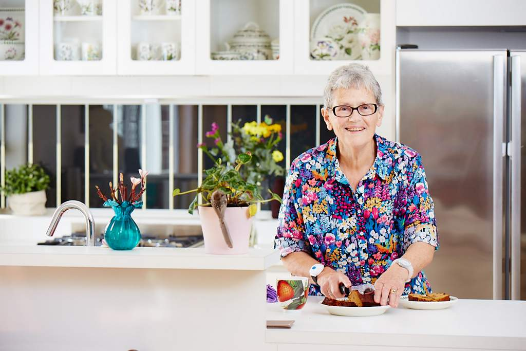 Geelong resident Alison McArthur is taking part in the Holly Smart project.