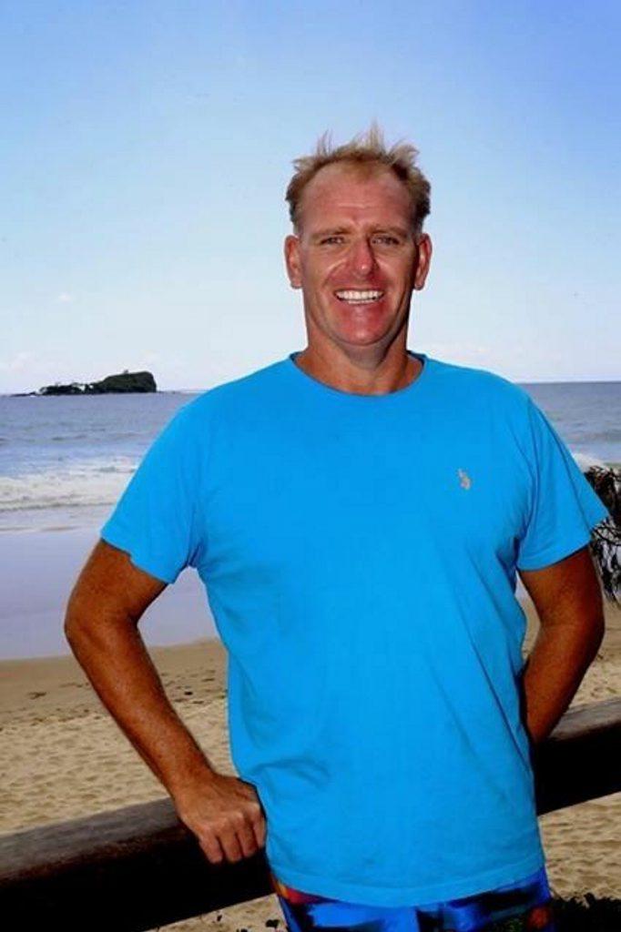 Sunshine Coast Division 8 candidate Jason O'Pray. 24/2/16