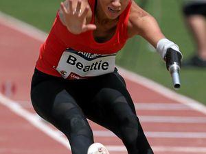 Carlee eyes off Rio Paralympics