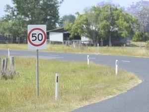 Speeding drivers fail to obey speed limit through village