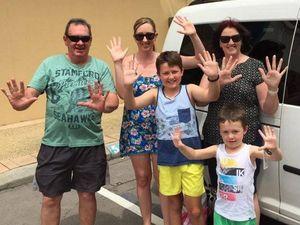 Suncoast Cabs reaches 10-million milestone