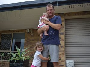 Gladstone dad desperate for job: 'I'd work on a s--- farm'