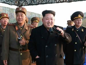 Kim Jong-Un keeps the nuclear threats coming