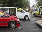Chaos on Toowoomba streets during school rush