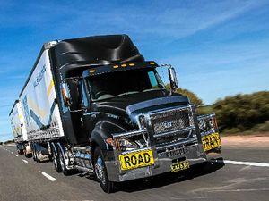 Cat keeps on trucking in Oz