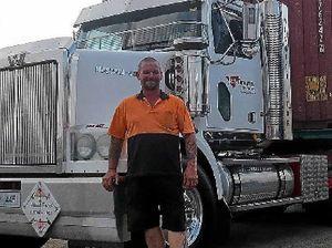 Tassie Truckin': Brad Johns