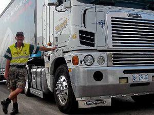 Tassie Truckin': Dave Grimley