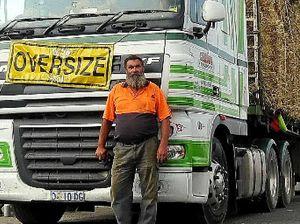 Tassie Truckin': David Jones