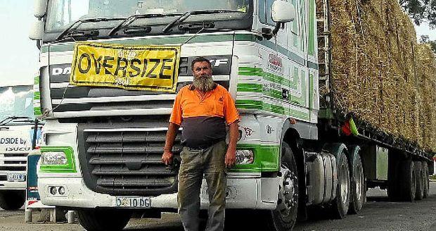 Man Cave Lismore : Tassie truckin david jones big rigs
