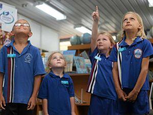 Mundubbera school turns off the lights for education