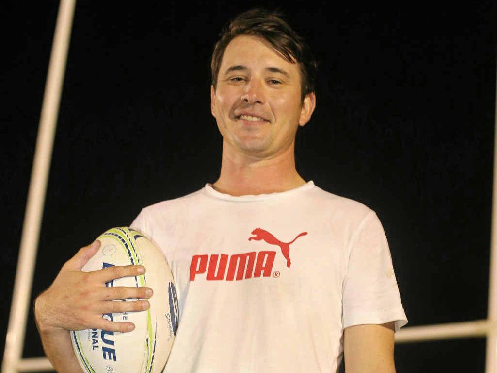 LEADER: New Mundubbera Tigers coach Hugh Tully.