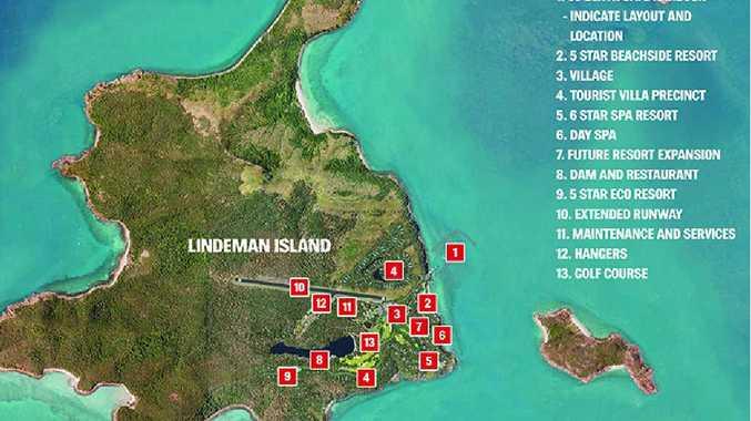 Lindeman Island Resort