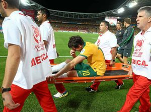 Kruse ready to fire again for Socceroos