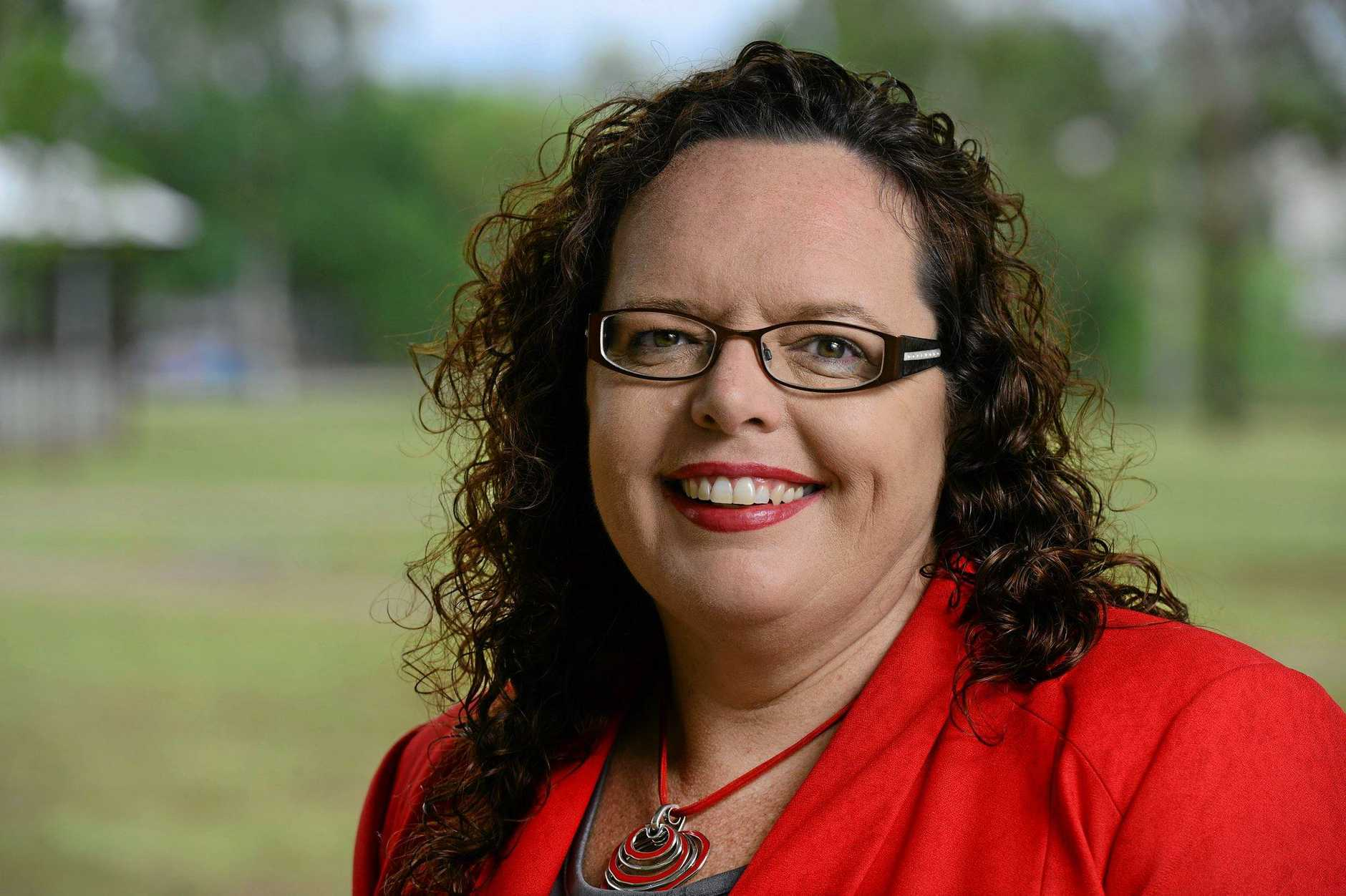 Kerry Silver is running as a candidate in Division 3 in the upcoming Ipswich City Council elections. Photo: David Nielsen / The Queensland Times