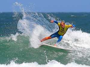 Lennox duo called up for Quiksilver Pro