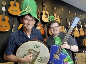 Irish celebrations will be a hoot, to be sure