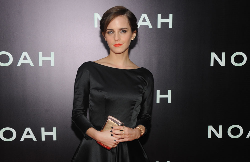 Emma Watson says she wants equality for all women.