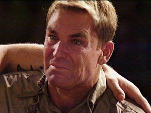 Shane Warne's surprise elimination from I'm A Celebrity