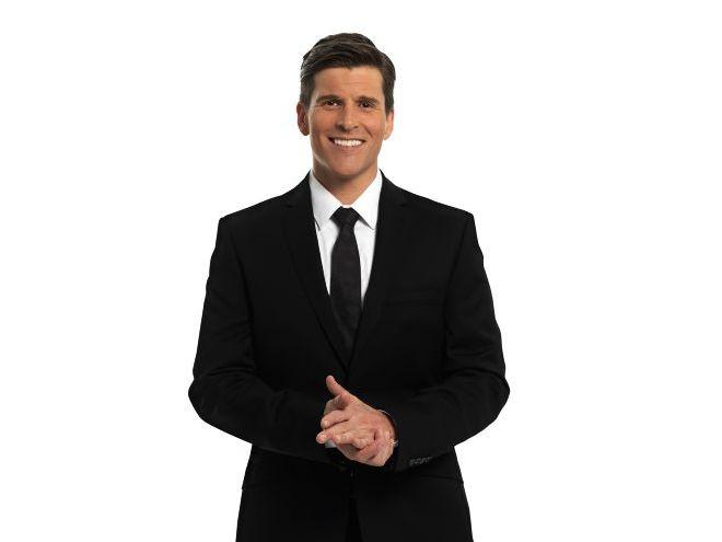 Osher Gunsberg hosts the TV series The Bachelor.