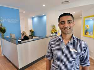 Dentist Rakesh Jivan at Plaza Central Dentists.