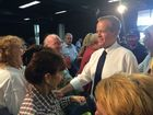 """North Coast voters """"politically switched on"""" says Shorten"""