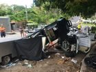 Holiday of a lifetime turns to horror after island crash