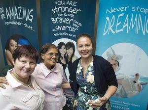 Expo celebrates women