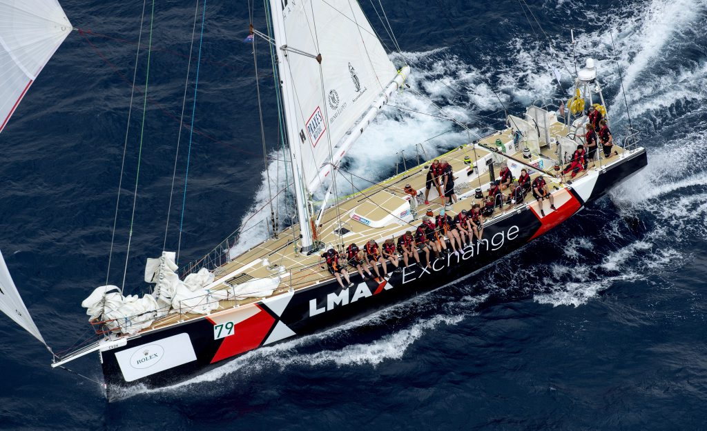 LMAX Exchange is still doing well after winning the Hobart to Airlie Beach leg of the Clipper Around the World race.