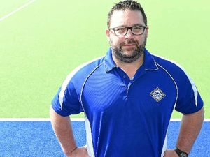 Wallaroos hockey coach Ryan Wareing talks about his side's Premier League chances