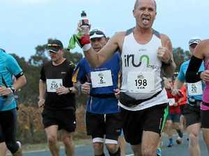 Maidenwell Marathon runner is running for his mum