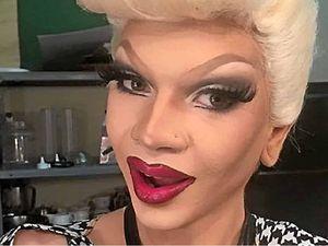 Rockhampton boy living a double life as a drag queen