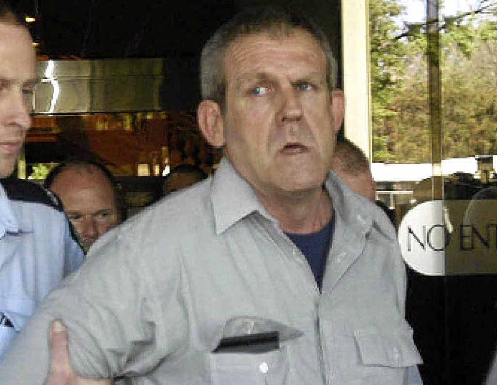 MURDERER: Bradley John Murdoch refused to reveal where he hid the body of English backpacker Peter Falconio.