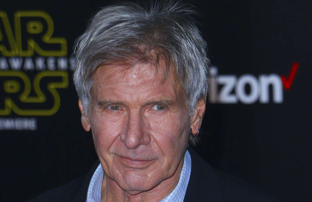Harrison Ford has praised his daughter's