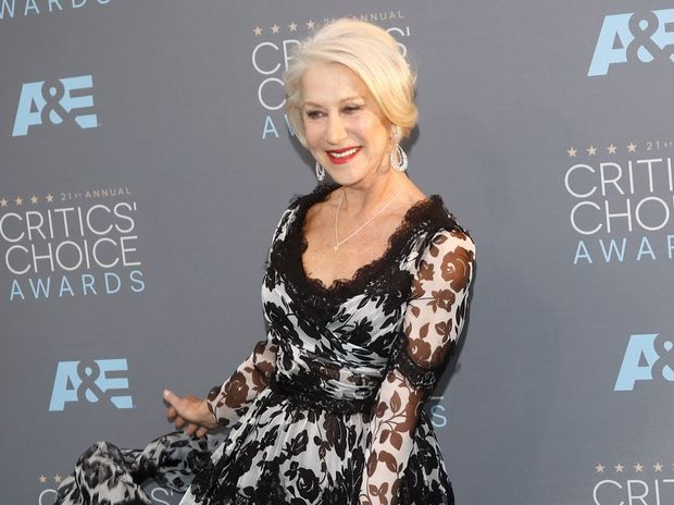 Dame Helen Mirren says Hollywood has made great progress in gender equality.