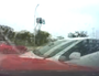 VIDEO: HSV GTS destroyed by red-light running Toyota Prius