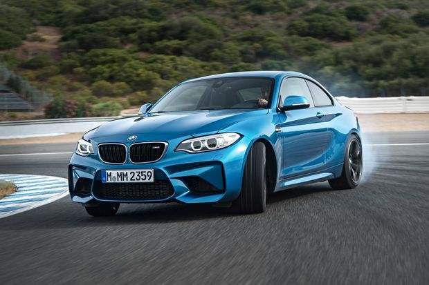 2016 BMW M2 Coupe.Photo: Contributed
