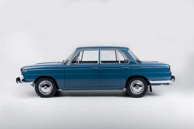 1962 BMW 1500. Photo: Contributed.