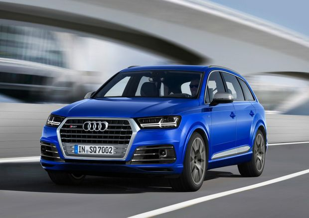 2016 Audi SQ7. Photo: Contributed