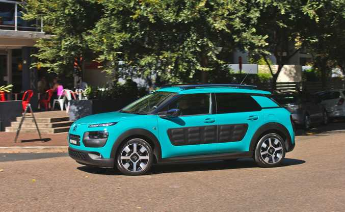 2016 Citroen Cactus. Photo: Contributed