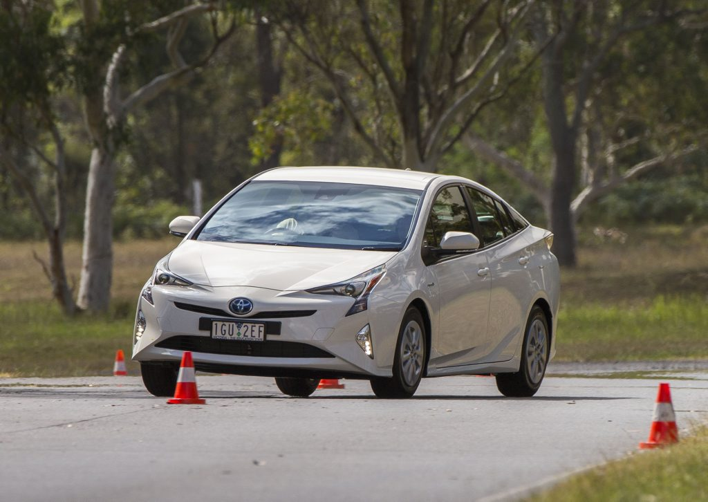 Toyota launched the 2016 model Prius this week.