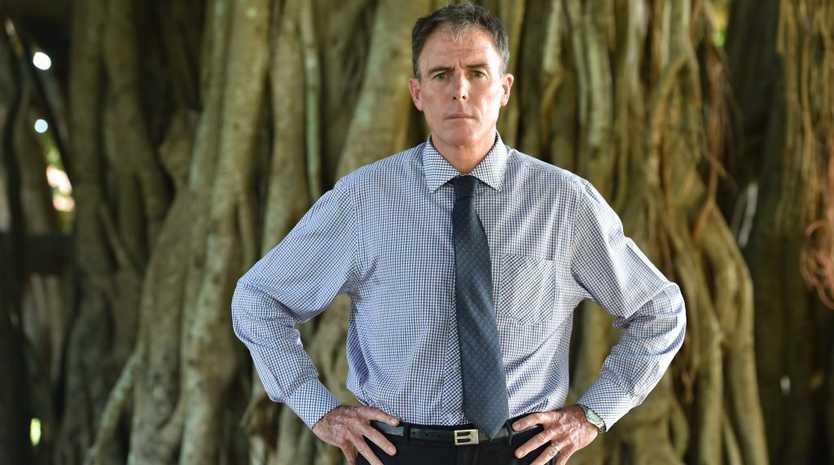 Gerard O'Connell. Photo: Alistair Brightman / Fraser Coast Chronicle
