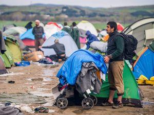 Closure of Balkan trail exposes divisions among EU members