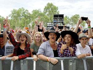 US artists sing the praises of CMC Rocks music festival
