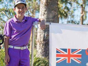 200 juniors expected to tee off in Aus junior age event