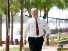 HOW TO VOTE: Alan Cornick was baffled by the reasons given to him by staffers at the pre-polling centre in Rockhampton.