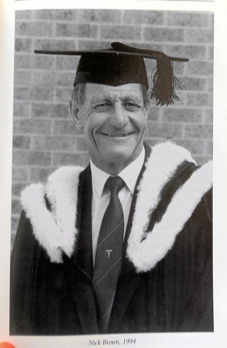 Nicholas Brown was the former owner/principal of Coogee Preparatory School.