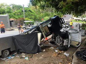 Bangalow woman in horrific Hamilton Island golf buggy crash