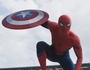 Spiderman swings into Capt America trailer, fans divided