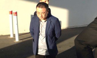 Steven Xiao pleaded guilty to carrying out more than 100 illegal trades.